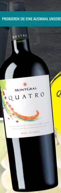 Quatro Cuvée Red von MontGras