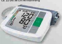 Oberarm-Blutdruckmessgerät Bu 510 von Medisana