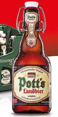 Landbier von Pott's