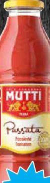 Passata Passierte Tomaten von Mutti