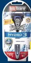Hydro 3 Volksrasierer-Edition von Wilkinson Sword