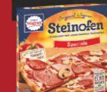 Steinofen-Pizza von Original Wagner