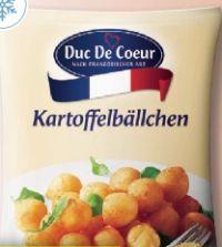 Kartoffelbällchen von Duc De Coeur