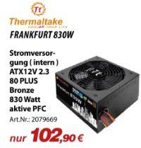 Frankfurt 830W von Thermaltake