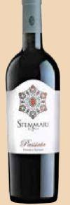 Rosso Sicilia Passiata Terre Siciliane von Stemmari