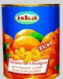 Mandarin-Orangen von Iska