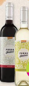 Bio Wein von Bodegas Parra Jimenéz