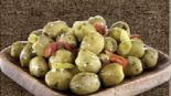 Grüne Oliven ohne Stein von Palatum