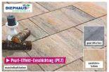 Terrassenplatte iStone Pure von Diephaus