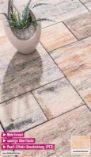 Terrassenplatte iStone Modern Plus von Diephaus