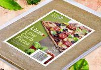Bio Low Carb Pizza von Lizza