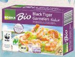 Bio Black Tiger Garnelen von Edeka Bio
