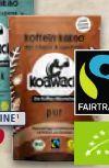 Bio Kakaohaltiges Getränkepulver von Koawach