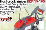 Hochdruckreiniger HDR 15-100 von Grizzly