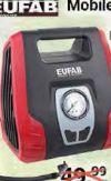 Mobiler Kompressor Dual Power von Eufab