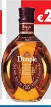 Golden Selection Whisky von Dimple