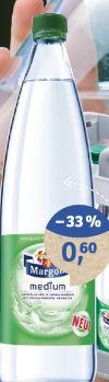 Natürliches Mineralwasser von Margon
