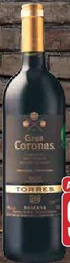 Gran Coronas Cabernet Sauvignon von Bodegas Torres