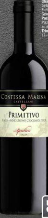 Primitivo Puglia von Castellani