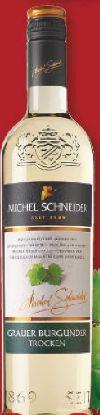 Grauer Burgunder von Michel Schneider