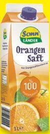Orangensaft von Sonnländer