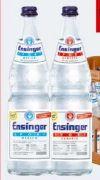 Mineralwasser von Ensinger