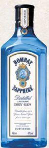 London Dry Gin von The Original Bombay