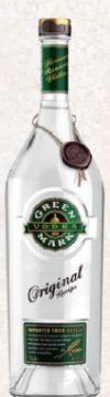 Russian Vodka von Green Mark