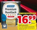 Premium Buntlack von Toom