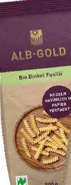 Nudeln Bio Dinkel von Alb-Gold