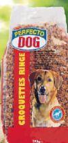 Croquettes Ringe von Perfecto Dog