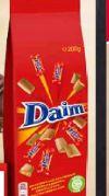 Pralinen von Daim
