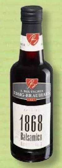 1868 Balsamico von Essig-Brauhaus