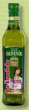 Natives Olivenöl Extra von La Española