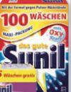 Pulverwaschmittel von Sunil