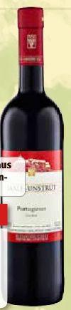 Rotwein von Saale-Unstrut