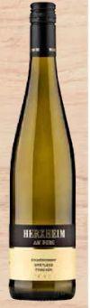 Chardonnay Spätlese von Winzergenossenschaft Herxheim