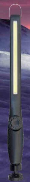LED-Akku Stableuchte von Arcas