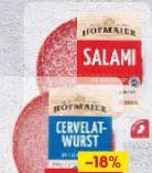 Salami-Aufschnitt von Hofmaier