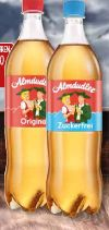 Limonade von Almdudler