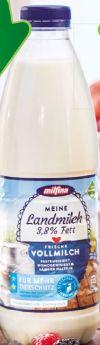 Landmilch von Milfina