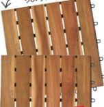 Holzbodenrost