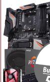 Motherboard X470 Aorus Ultra Gaming von Gigabyte