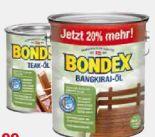 Holzöle von Bondex