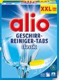 Geschirr-Reiniger Tabs classic XXL von Alio