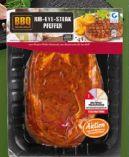 Rib-Eye-Steak von BBQ