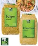 Bio-Couscous von FeBio
