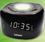 Funk-Uhrenradio CR-16 von Lenco