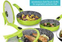 Hochrandpfannen-Set von Gourmetmaxx