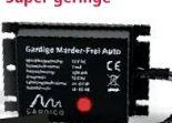 Marderfrei Mobil von Gardigo